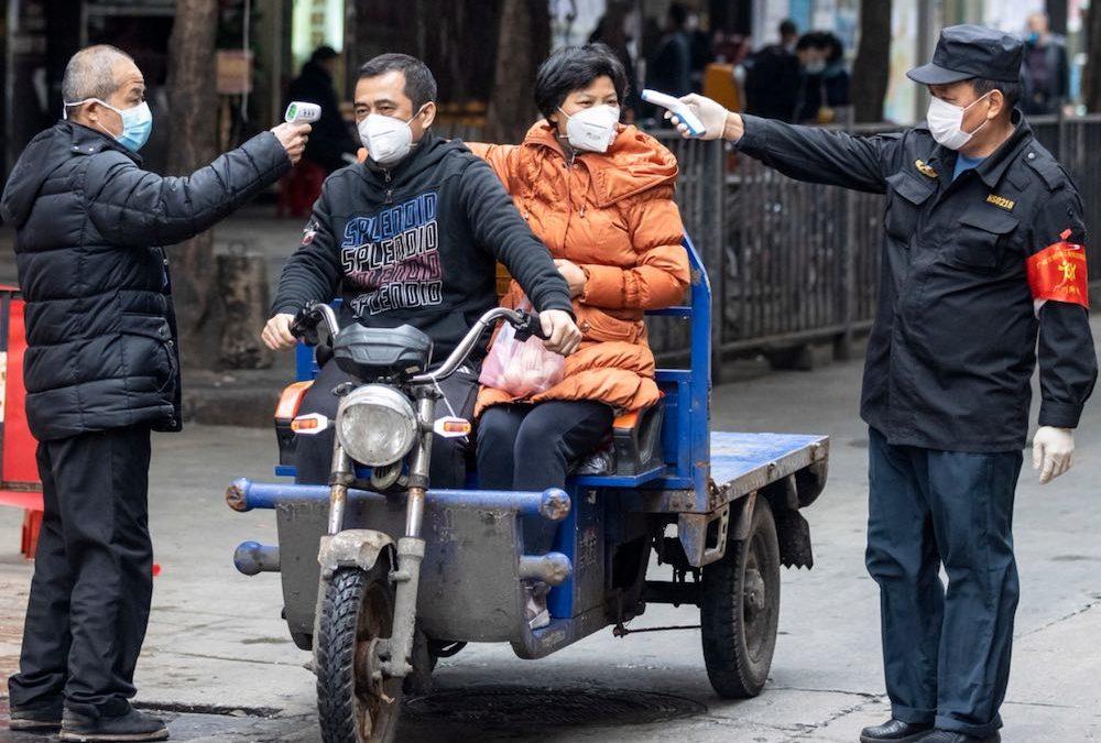 Pandémie COVID-19, l'analyse générale de l'AIMSIB