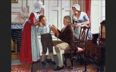 Eradication de la variole, la désastreuse vaccination des sujets contacts