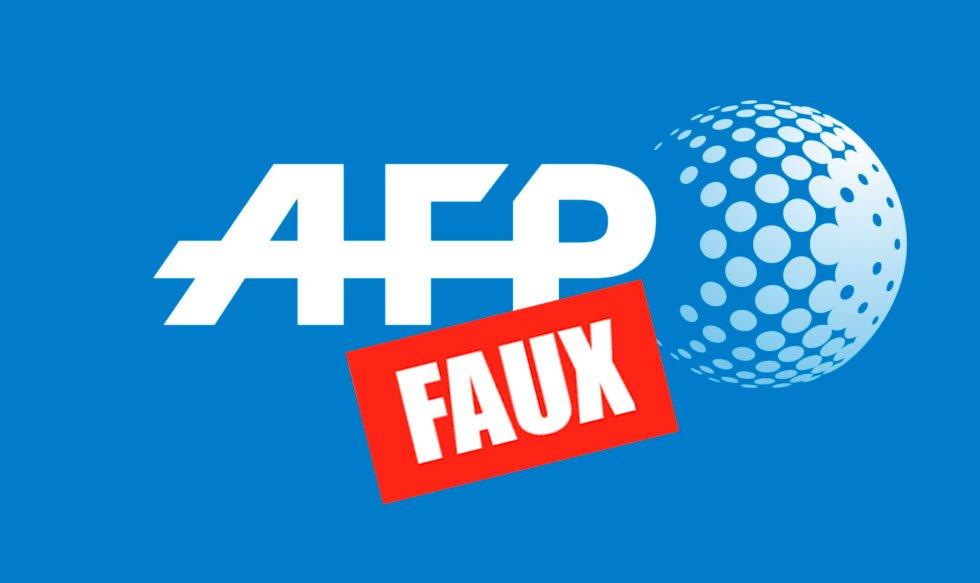 Quand l'AFP attaque l'AIMSIB, notre droit de réponse